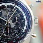 Breitling Men's Transocean Chronograph Unitime Steel on...