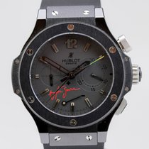 Hublot Big Bang Ayrton Senna Black Split Second