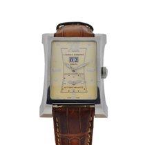 Cuervo y Sobrinos Esplendidos Dual Time Watch