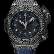 Hublot King Power Oceanographic 4000 All Black Blue 731.QX.119...