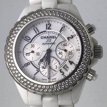Chanel J12 Automatic Chronograph Diamonds 41mm