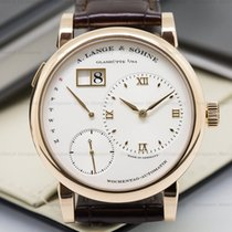 A. Lange & Söhne 320.032 Lange 1 Daymatic 18K Rose Gold...