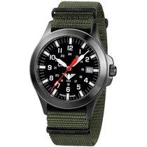 KHS Uhren Herrenuhr Black Platoon C1 KHS.BPC1.NO