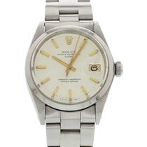 Rolex Oyster Perpetual Date Stainless Steel 1500