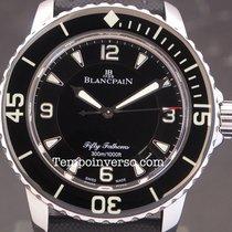 Blancpain Fifty Fathoms auto full set