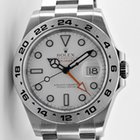 Rolex Explorer II / 42mm / White Dial / 216570 / 2015