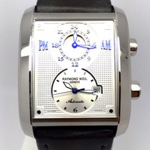 Raymond Weil Automatic Don Giovanni Cosi Grande Two Time Zones