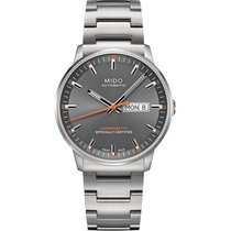 Mido Commander II Gent Automatik Chronometer M021.431.11.061.01