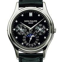 Patek Philippe [NEW] Grand Complications Platinum Black 5140P-013