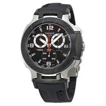Tissot Men's T0484172705700 T-Race Chronograph Watch