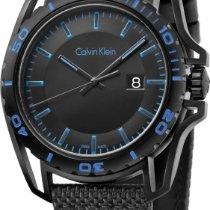 ck Calvin Klein Earth K5Y31YB1 Herrenarmbanduhr Sehr Sportlich