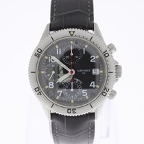 Eterna-Matic Airforce III Chronograph