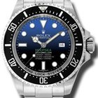 Rolex DEEPSEA Sea-Dweller DEEP BLUE JAMES CAMERON 116660 dbl