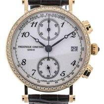 Frederique Constant Classics Chronograph 34 Diamonds