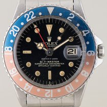 Rolex GMT Master Gilt Cornino Underlined