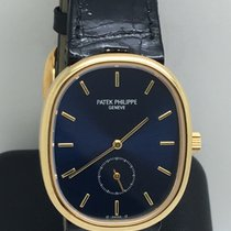 Patek Philippe Ellipse Blue Dial
