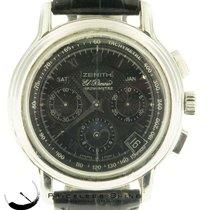 Zenith El Primero Chronomaster 14/01.0240.410 Triple Date...