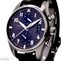 IWC Fliegerchronograph Spitfire Ref-IW387802 43mm Stainless...