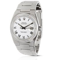 Rolex Datejust 17000 Qysterquartz Mens Watch in Stainless Steel