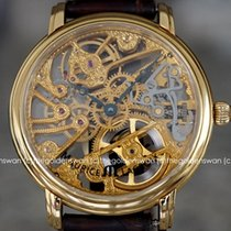 Maurice Lacroix Masterpiece Skeleton, Ref MP7048-YG101-000