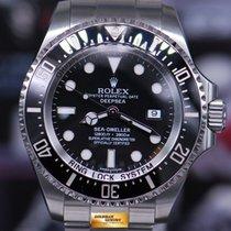 Rolex Oyster Perpetual Deepsea Sea-dweller Black 116660 (lnib)
