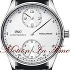 IWC Portuguese Regulateur Manual Platinum Limited 500 P...