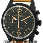 Bell & Ross Vintage Collection Heritage Chronograph Steel...
