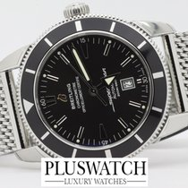 Breitling Superocean Heritage Black dial  46mm A1732024B868152A