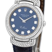 "Rolex ""Diamond Cellini"" Strapwatch."