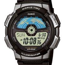 Casio AE-1100W-1AVEF Herren Collection Chronograph 10 ATM 43 mm