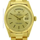 Rolex vintage 1974 18k yellow gold Day/Date
