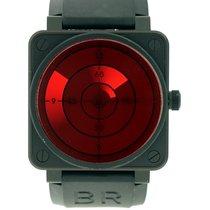 Bell & Ross BR01-92 Red Radar