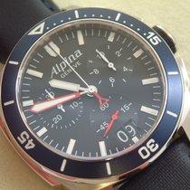 Alpina Seastrong Diver 300 Chronograph wie Neu aus 05 / 2016