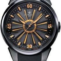 Perrelet Turbine Playing With Fire Automatic Men's Watch...