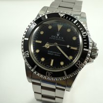 Rolex Submariner 5513 stainless steel c.1983-84