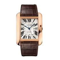 Cartier Tank Anglaise Automatic Date Large Model watch W5310004