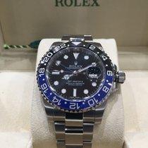 Rolex GMT MASTER II BLNR BATMAN