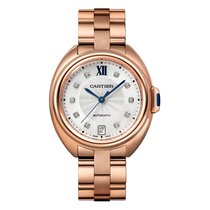 Cartier Cle  Mid-Size Watch Ref WJCL0033