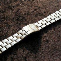 Breitling B1 A68362 Und B2 A42362 22mm 892a Band Stahl New...