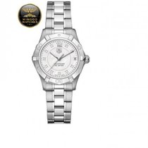 TAG Heuer - AQUARACER LADY Quartz 32mm whit 10 Diamonds
