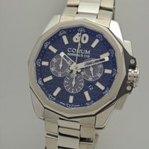 Corum Admirals Cup AC ONE 45 Chronograph -Titan / Full Corum...