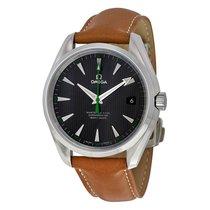 Omega Aqua Terra 150m Master Co-Axial Black Dial Men's Watch