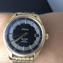 Omega De Ville Co-axial Chronometer Hour Vision 18 K Solid...