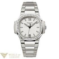Patek Philippe Nautilus Stainless Steel Ladies Watch with...