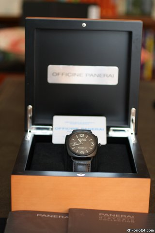 Panerai Radiomir Black Seal Ceramic PAM