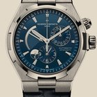 Vacheron Constantin Overseas Ultramarine Blue Dual Time...