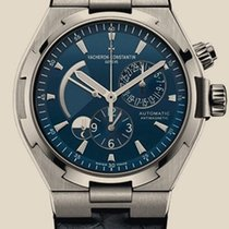 Vacheron Constantin Overseas Ultramarine Blue Dual Time...
