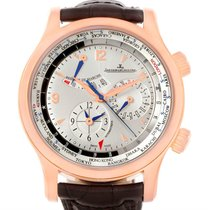 Jaeger-LeCoultre Master World Geographic Rose Gold Watch...
