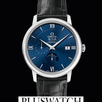 Omega De Ville Prestige Co-Axial Power Reserve Blue Dial 39,5mm T