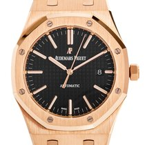 Audemars Piguet Royal Oak 18ct Rose Gold 15400OR.OO.1220OR.01